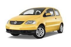 VW Fox Style Kleinwagen (2005 - 2011) 3 Türen seitlich vorne mit Felge