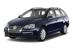 VW Golf - Kombi (2007 - 2009) 5 Türen seitlich vorne