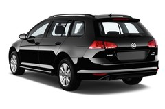 VW Golf Trendline Kombi (2013 - heute) 5 Türen seitlich hinten