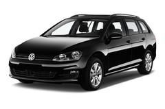 VW Golf Trendline Kombi (2013 - heute) 5 Türen seitlich vorne