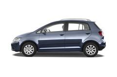VW Golf - Van (2004 - 2014) 5 Türen Seitenansicht