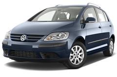 VW Golf - Van (2004 - 2014) 5 Türen seitlich vorne mit Felge