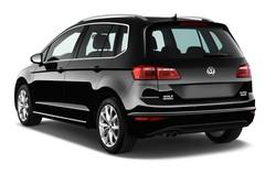 VW Golf Comfortline Van (2014 - heute) 5 Türen seitlich hinten
