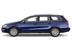 VW Passat Comfortline Kombi (2005 - 2010) 5 Türen Seitenansicht
