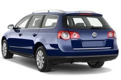 VW Passat Comfortline Kombi (2005 - 2010) 5 Türen seitlich hinten