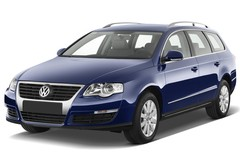 VW Passat Comfortline Kombi (2005 - 2010) 5 Türen seitlich vorne