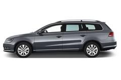 VW Passat Comfortline Bluemotion Technology Kombi (2010 - 2014) 5 Türen Seitenansicht