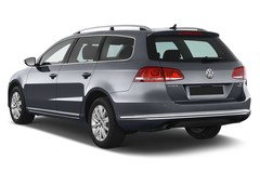 VW Passat Comfortline Bluemotion Technology Kombi (2010 - 2014) 5 Türen seitlich hinten