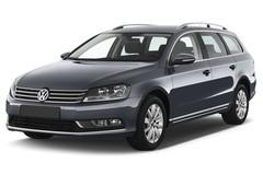 VW Passat Comfortline Bluemotion Technology Kombi (2010 - 2014) 5 Türen seitlich vorne