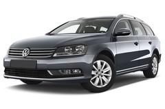VW Passat Comfortline Bluemotion Technology Kombi (2010 - 2014) 5 Türen seitlich vorne mit Felge