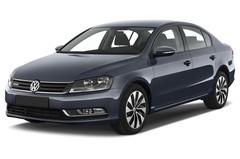 VW Passat Bluemotion Limousine (2010 - 2014) 4 Türen seitlich vorne