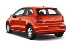 VW Polo Trendline Kleinwagen (2009 - heute) 3 Türen seitlich hinten