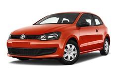VW Polo Trendline Kleinwagen (2009 - heute) 3 Türen seitlich vorne mit Felge
