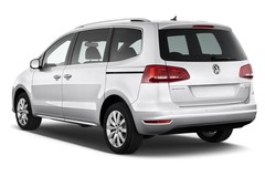 VW Sharan Highline Van (2010 - heute) 5 Türen seitlich hinten