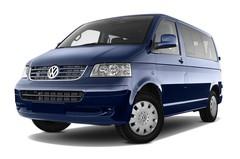 VW T5 Comfortline Bus (2003 - 2015) 4 Türen seitlich vorne mit Felge