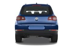 VW Tiguan Sport & Style SUV (2007 - 2015) 5 Türen Heckansicht