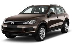VW Touareg V6 TDI BlueMotion Technology SUV (2010 - heute) 5 Türen seitlich vorne