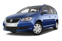 VW Touran Trendline Van (2003 - 2015) 5 Türen seitlich vorne mit Felge
