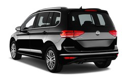 VW Touran Highline Van (2015 - heute) 5 Türen seitlich hinten