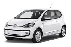 VW Up White up! Kleinwagen (2011 - heute) 3 Türen seitlich vorne