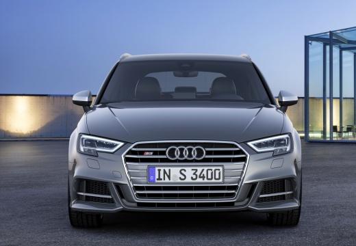 Audi S3 Sportback (2016-2016) Front