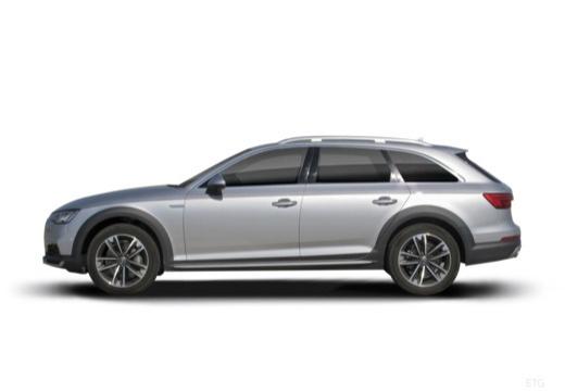 Audi A4 allroad quattro 2.0 TDI S tronic (2016-2016) Seite links