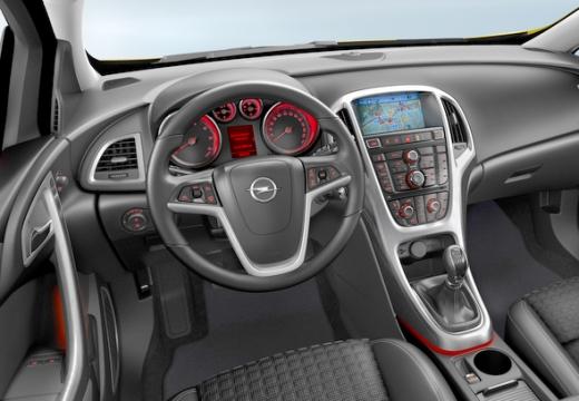 Opel Astra GTC 1.4 Turbo (2016-2016) Armaturenbrett