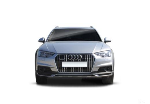 Audi A4 allroad quattro 2.0 TDI S tronic (2016-2016) Front