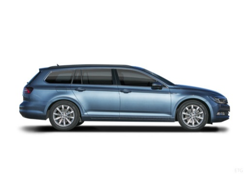 VW Passat Variant 1.4 TSI ACT BlueMotion Techno. DSG (seit 2015) Seite rechts