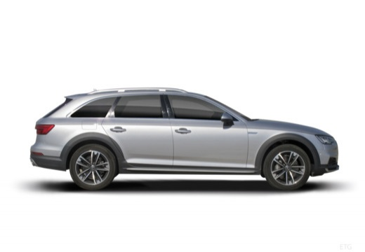 Audi A4 allroad quattro 3.0 TDI S tronic (2016-2016) Seite rechts