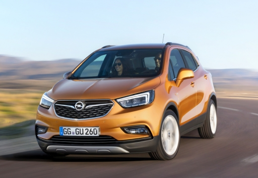 opel mokka x 2016 im fahrbericht kleiner suv mit gro em freundeskreis. Black Bedroom Furniture Sets. Home Design Ideas