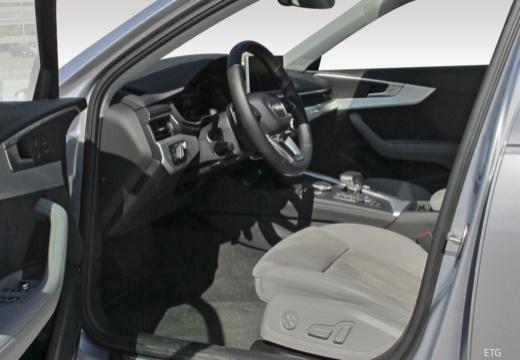Audi A4 allroad quattro 3.0 TDI S tronic (2016-2016) Innenraum