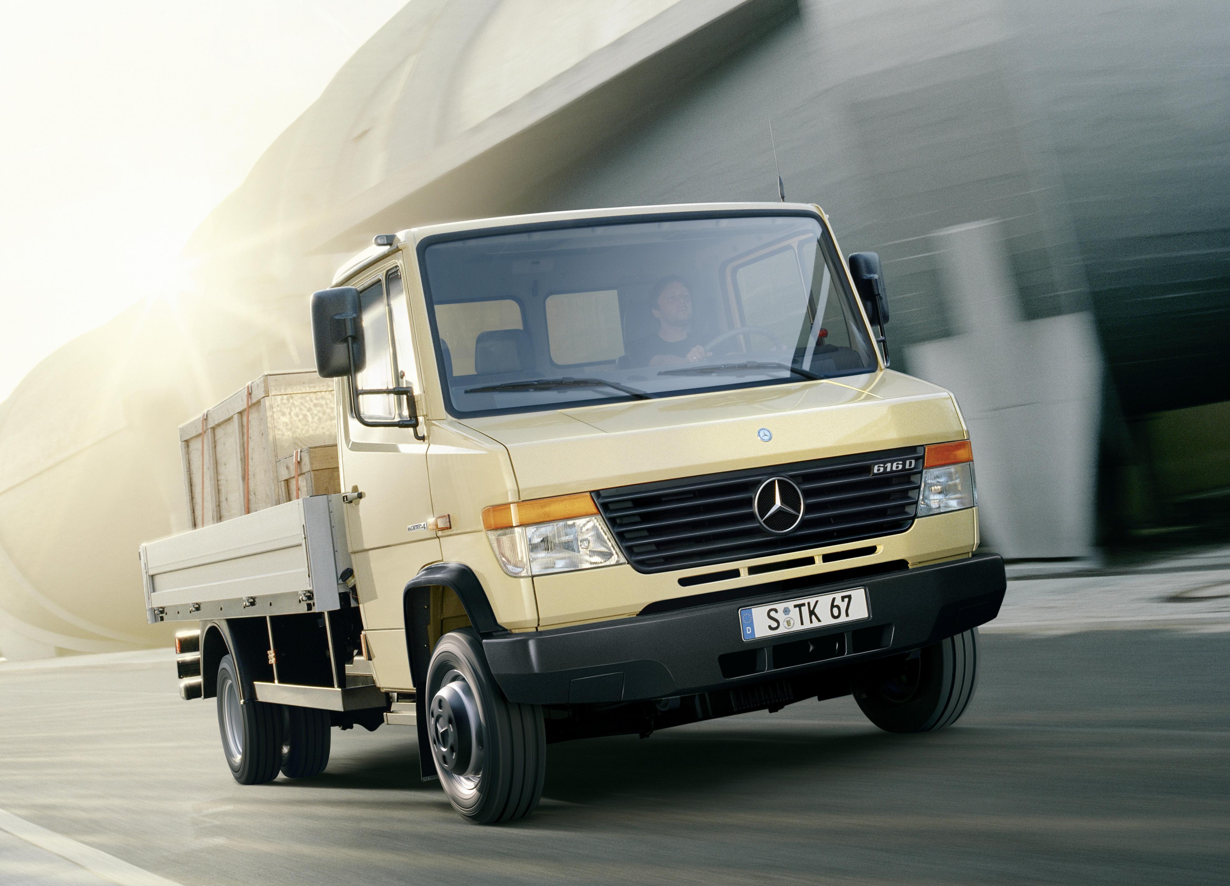 Mercedes-Benz T2 Transporter