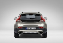 Volvo V40 Cross Country T3 (seit 2016) Heck