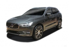 Volvo XC60 T5 AWD Geartronic (seit 2017) Front + links