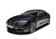 BMW 640i Coupe (seit 2015) Front + links