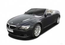 BMW 635d i Aut. (2007-2010) Front + links