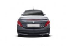 Peugeot 207 CC FAP 110 (2014-2014) Heck