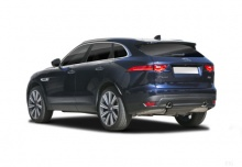 Jaguar F-Pace 35t AWD (seit 2015) Heck + links