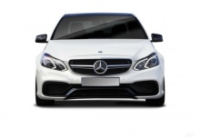 Mercedes-Benz AMG E 63 4Matic AMG Speedshift 9G-MCT (2017-2017) Front