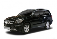Mercedes-Benz GL 500 4Matic BlueEFFICIENCY 7G-TRONIC (2012-2012) Front + links