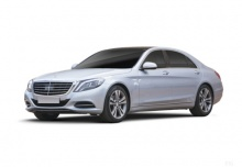 Mercedes-Benz S 500 9G-TRONIC (seit 2015) Front + links