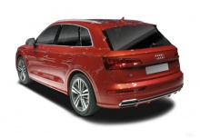 Audi Q5 2.0 TFSI quattro S tronic (seit 2016) Heck + links