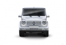 Mercedes-Benz G 350 d 7G-TRONIC (2016-2016) Front