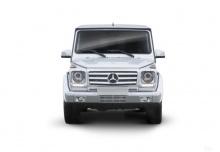 Mercedes-Benz G 55 AMG Automatik (2008-2012) Front