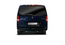 Mercedes-Benz Vito 109 BlueTEC Tourer Kompakt (seit 2015) Heck