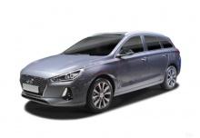 Hyundai i30 Kombi 1.4 (seit 2017) Front + links