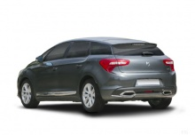 Citroen DS5 THP 210 (2016-2016) Heck + links