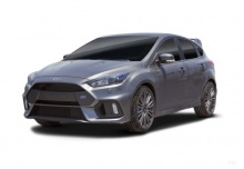 Ford Focus 2.3 EcoBoost S&S Allrad (2017-2017) Front + links