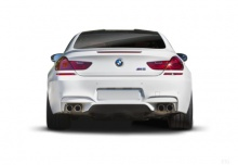BMW M6 Coupe (seit 2015) Heck